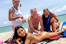 Staycation with a Latin Hottie image 1